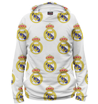 Худи женское Real Madrid