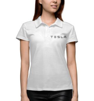 Поло женское Tesla (1446)