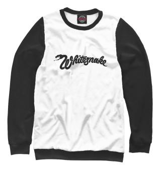 Одежда с принтом Whitesnake (597636)