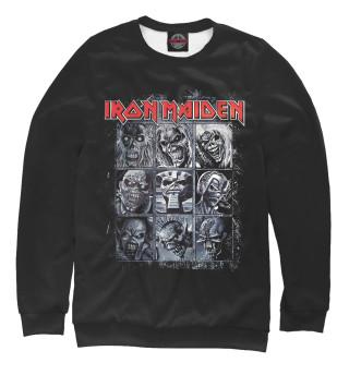 Одежда с принтом Iron Maiden (942514)