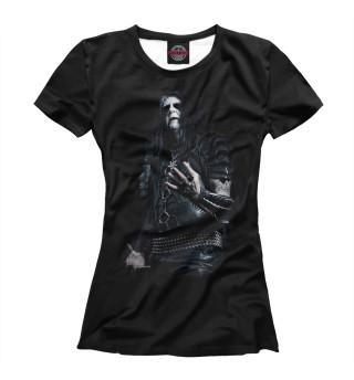 Футболка женская Dark Funeral