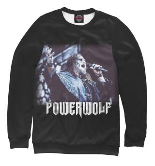 Одежда с принтом Powerwolf - Attila Dorn (453531)