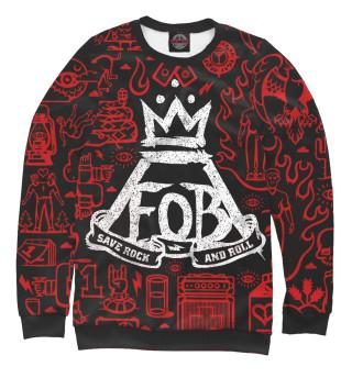 Одежда с принтом Fall Out Boy (944059)