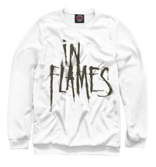 Одежда с принтом In Flames (235611)
