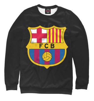 Одежда с принтом Барселона