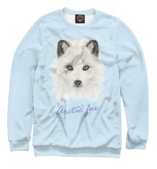 Свитшот  мужской Arctic fox