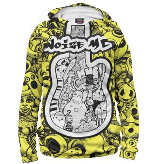 Худи женское Noize MC (8330)