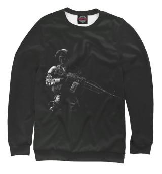 Одежда с принтом Battlefield 4 (260546)