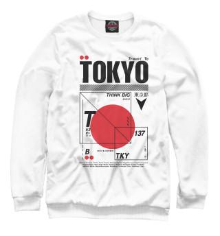 Одежда с принтом Tokyo