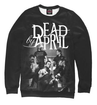 Одежда с принтом Dead by April (964661)