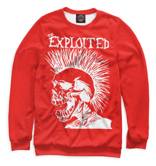 Одежда с принтом The Exploited (792633)