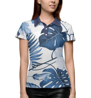 Поло женское Hawaii (9716)