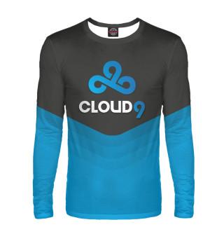 Лонгслив  мужской Cloud 9 Team
