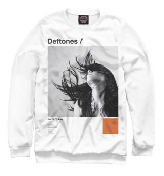 Одежда с принтом Deftones (552681)
