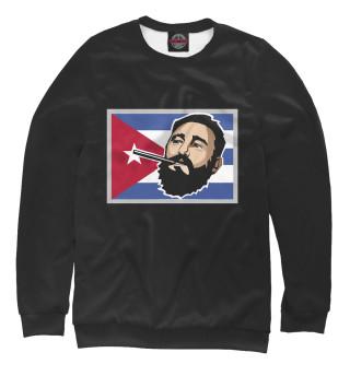 Одежда с принтом Fidel