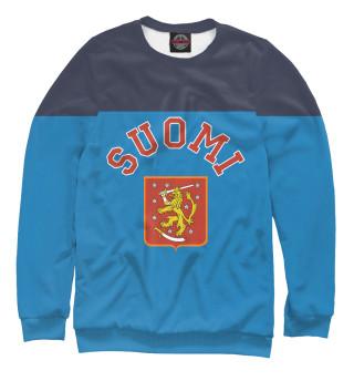 Одежда с принтом Сборная Финляндии (691895)