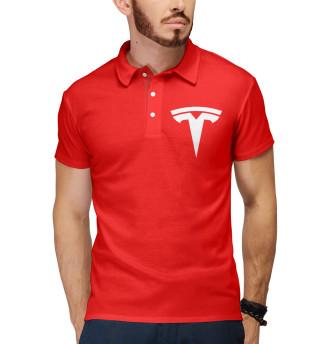 Поло мужское Tesla (4604)