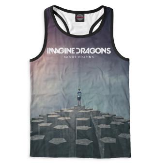 Майка борцовка мужская Imagine Dragons (7718)