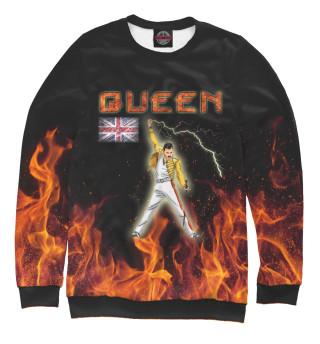 Одежда с принтом Queen & Freddie Mercury