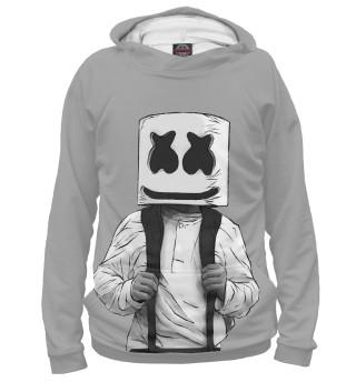 Худи мужское Marshmello (771)