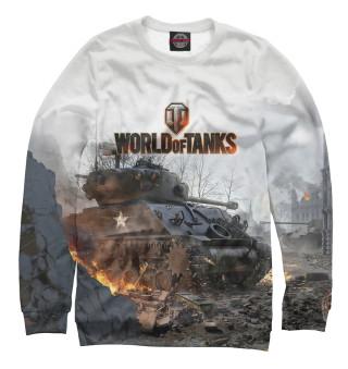 Одежда с принтом World of Tanks (797569)