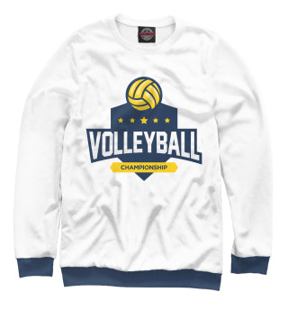 Одежда с принтом Волейбол (546347)