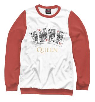 Одежда с принтом Queen (822383)