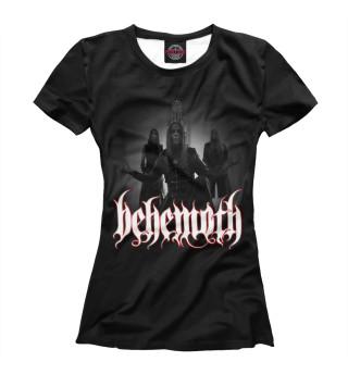 Футболка женская Behemoth (8636)