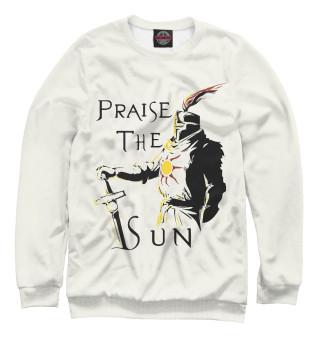 Одежда с принтом Praise The Sun