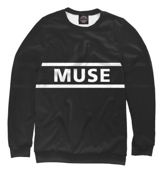 Одежда с принтом Muse (124225)
