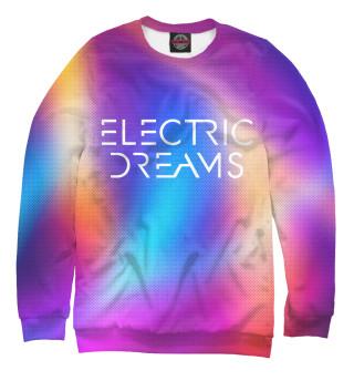 Одежда с принтом Электрические сны (336514)