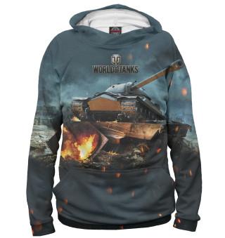 Худи женское World of Tanks