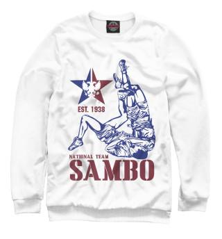 Одежда с принтом Самбо (346238)