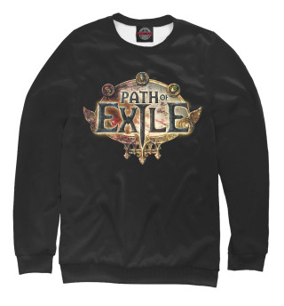 Одежда с принтом Path of Exile