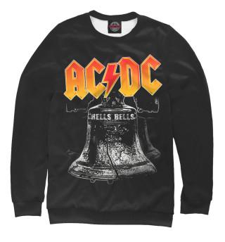 Одежда с принтом AC/DC Hells Bells