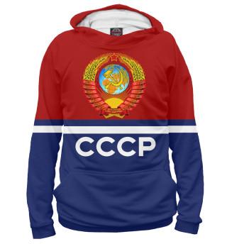 Худи женское СССР Герб