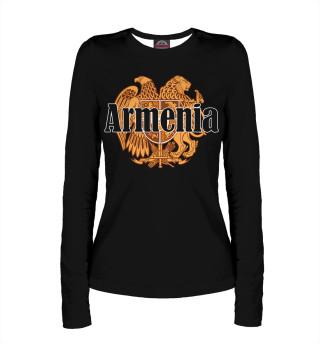 Лонгслив  женский Armenia
