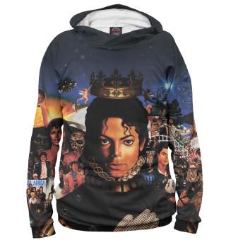 Худи женское Michael Jackson (7372)