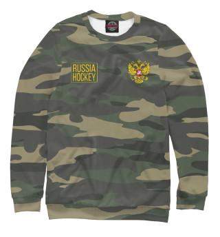 Одежда с принтом Russia hockey (461591)