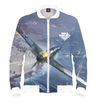 Бомбер мужский World of Warplanes (8207)