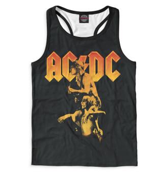 Майка борцовка мужская AC/DC (908)
