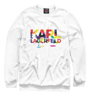 Одежда с принтом Карл Лагерфельд (654391)