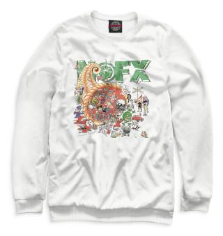 Одежда с принтом Nofx