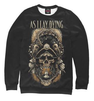 Одежда с принтом As I Lay Dying (533875)