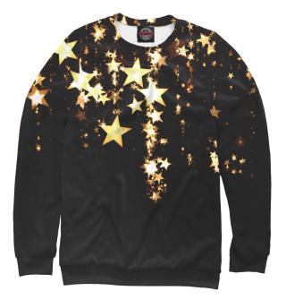 Одежда с принтом Мерцание звёзд