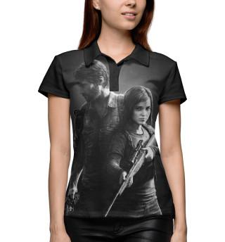 Поло женское The Last of Us