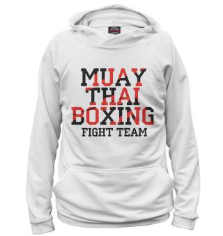 Худи женское Muay Thai Boxing (768)
