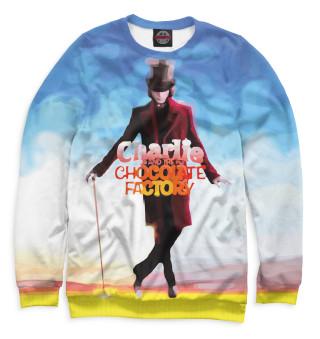 Одежда с принтом Чарли и шоколадная фабрика (908615)