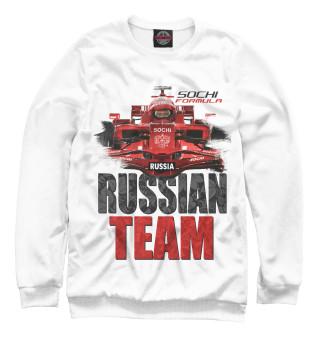 Одежда с принтом Время России
