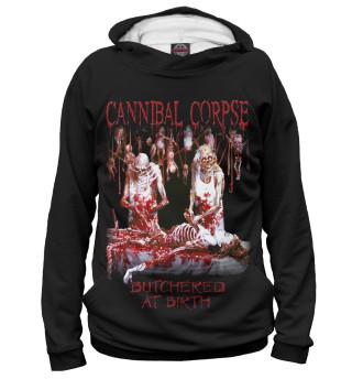 Худи мужское Cannibal Corpse (4424)